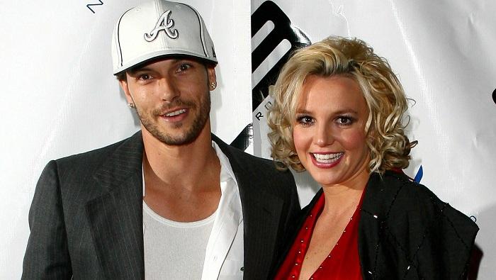 Kevin Federline - Britney Spears