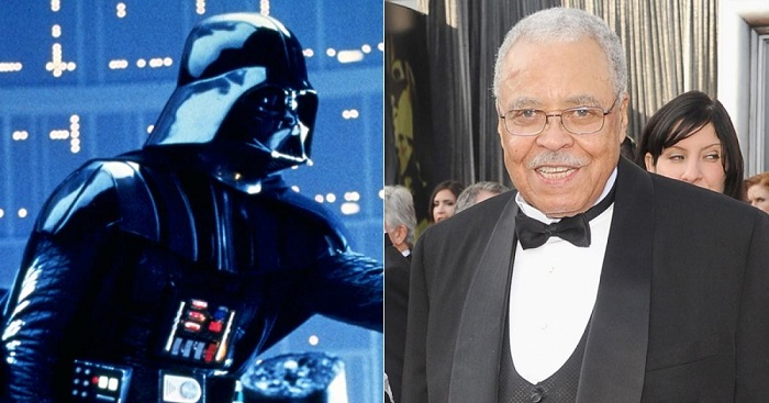James Earl Jones - Hademe