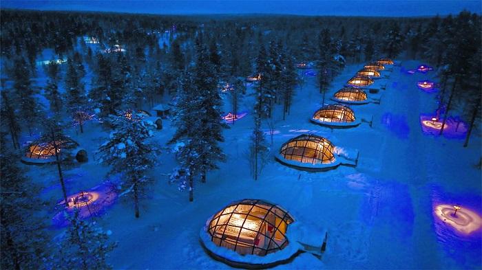 Kakslauttanen Igloo Village - Finlandiya