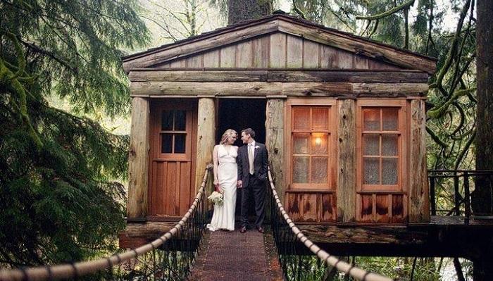 Treehouse Point - Washington