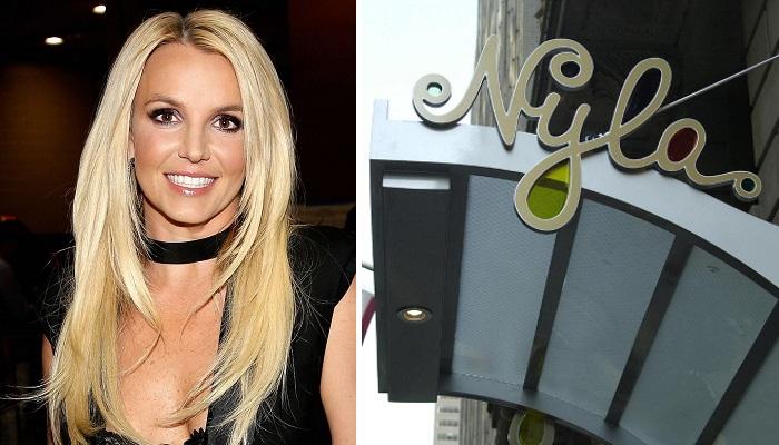 Britney Spears - Nyla