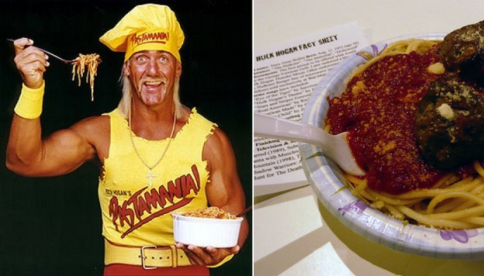 Hulk Hogan - Hulk Hogan's Pastamania
