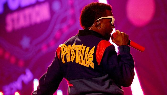 Kanye West - Pastelle