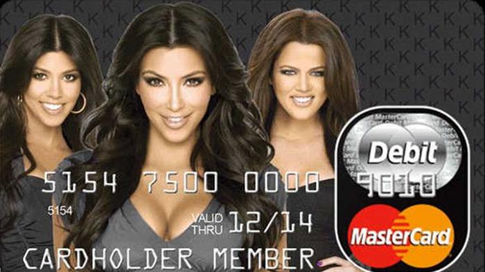 Kardashian Ailesi - Kardashian Kart