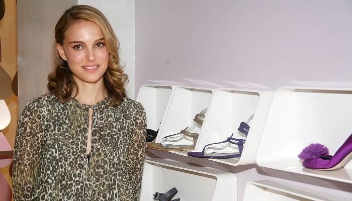 Natalie Portman - Vegan Ayakkabılar