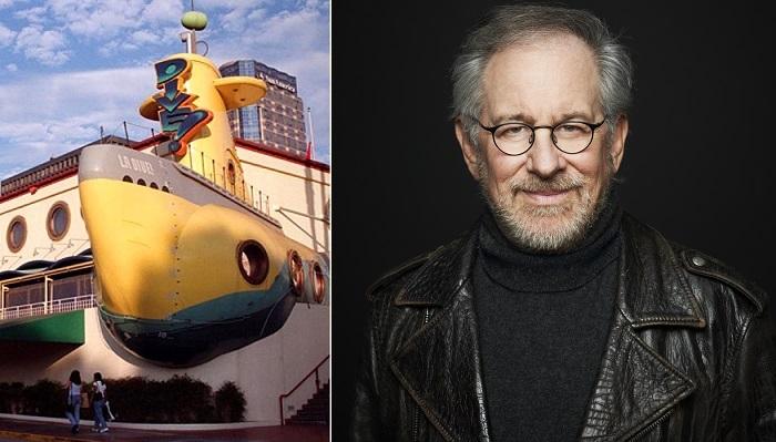 Steven Spielberg - Dive!