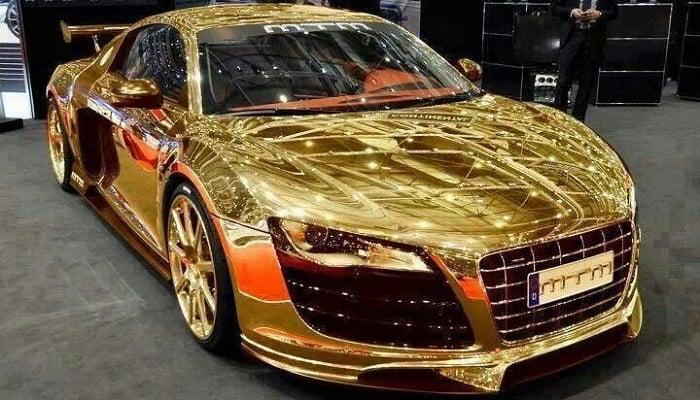Mücevher Kutularına Bile Sığmayan Altın Eşyalar Taşımak