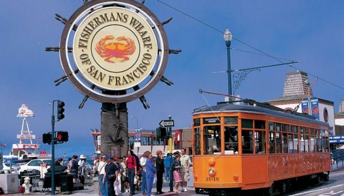 San Francisco Balıkçı İskelesi