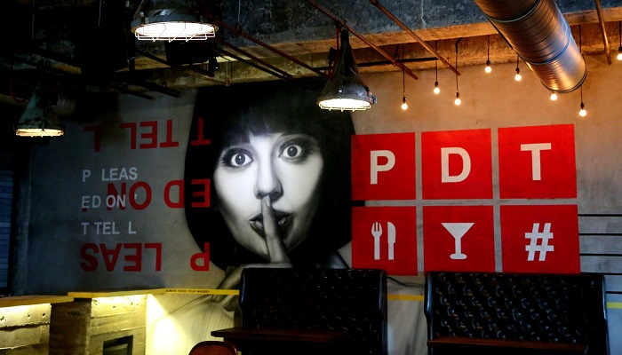 Please Don't Tell - New York