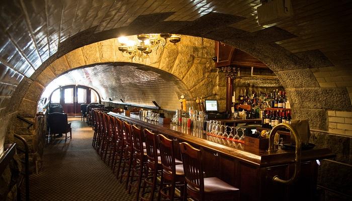 Tunnel Bar - Massachusetts