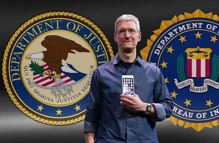 Apple ve FBI 22 Mart'ta İlk Raunda Çıkıyor!