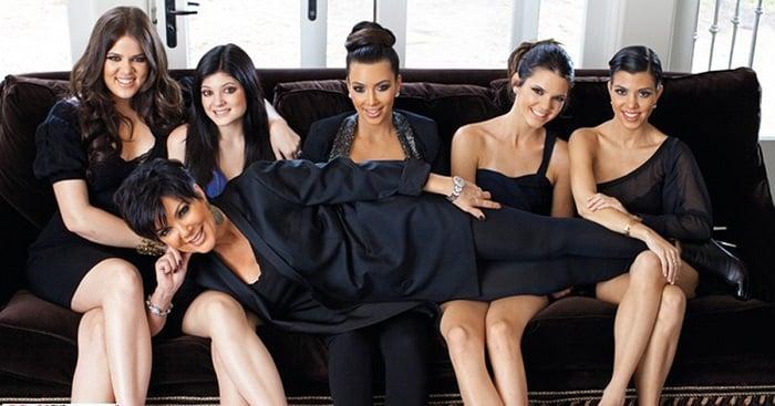 Kardashian Ailesine Ayak Uydurmak