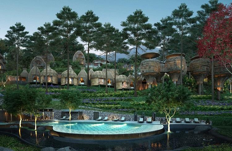 """Doğanın Kalbinde 38 Havuzlu Muhteşem Lüks Otel: """"Keemala Resort"""""""