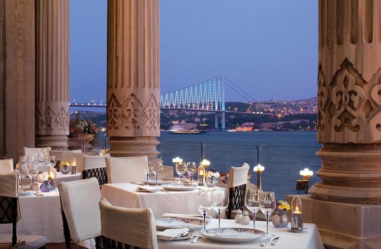 Dünyanın Başkenti İstanbul'un En Lüks 5 Oteli