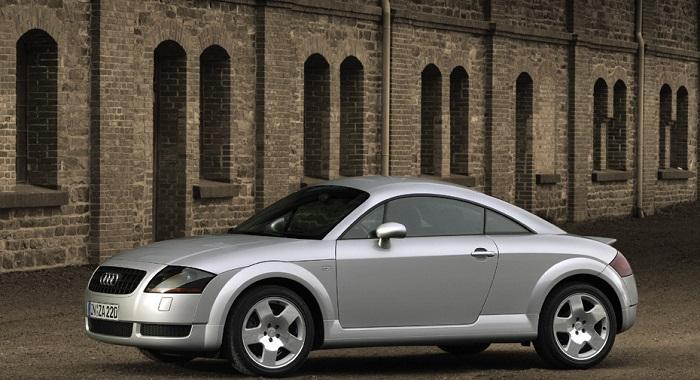 1998-2006 Audi TT