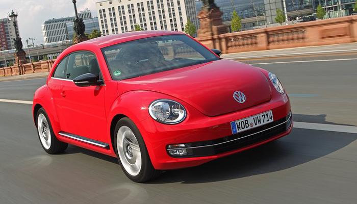 """1998+ VW """"Yeni"""" Beetle"""