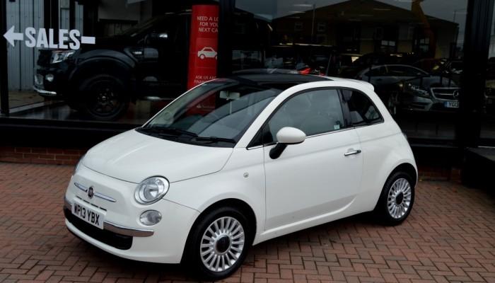 2007+ Fiat 500