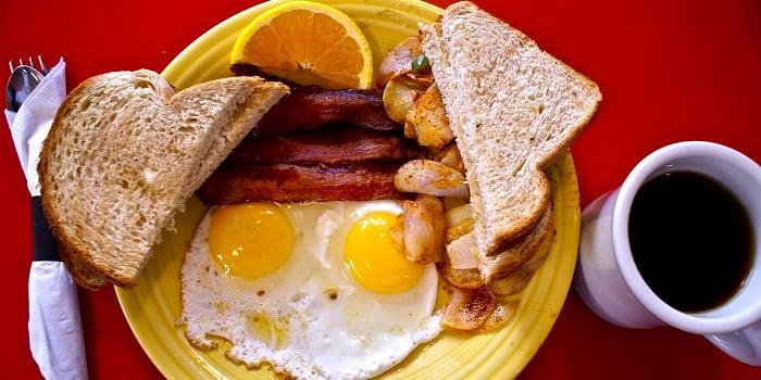 Kahvaltı Yapın!