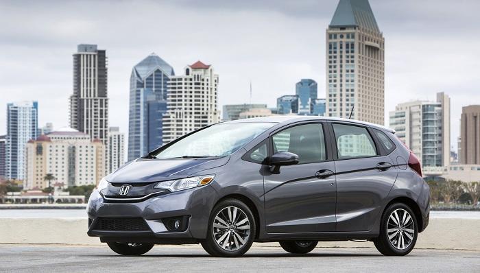 En İyi Yarı Kompakt Araba: Honda Jazz