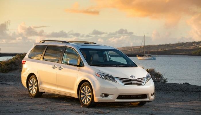 En İyi Minivan: Toyota Sienna