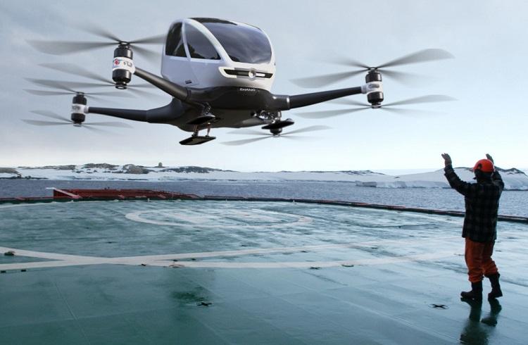 Fiyatıyla Aklınızı Uçuracak Dünyanın En Pahalı Drone Modeli