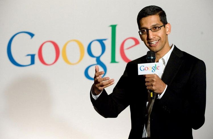 Google CEO'su Sundar Pichai'ye Dudak Uçuklatan Prim!