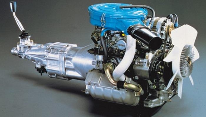 Mazda NSU Wankel Motoru