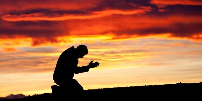 Dua Edin ya da Meditasyon Yapın!