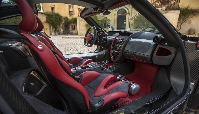 2017 Pagani Huayra BC Modelinin Fiyatı Ne Kadar Olacak?