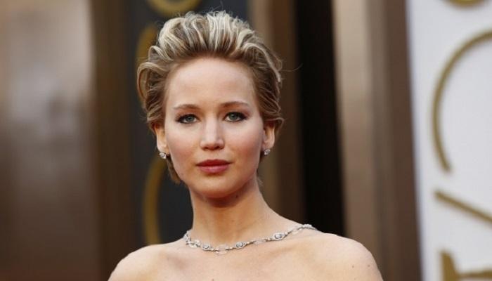 Jennifer Lawrence - Neil Lane Elmas Gerdanlık, Küpe ve Yüzük