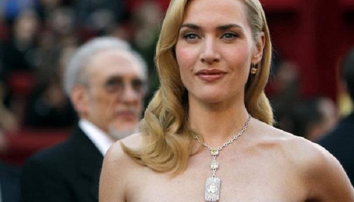 Kate Winslet - Tiffany & Co. Sarı Elmas Kolye, Küpe ve Bileklik