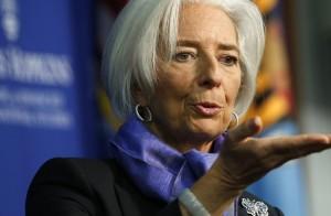 IMF Başkanı Yeniden Christine Lagarde