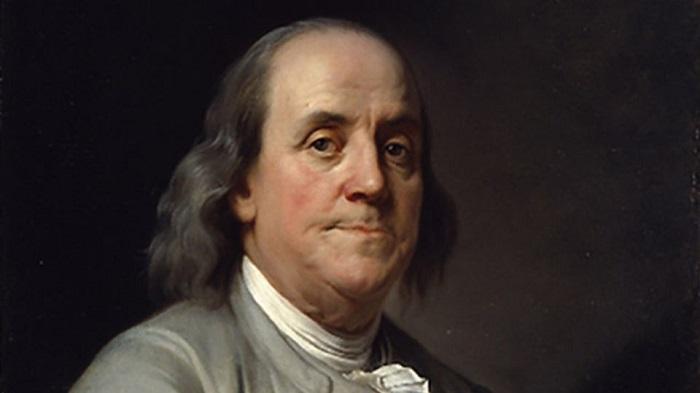 "Benjamin Franklin - ""Hava Banyosu"" Yapmak"