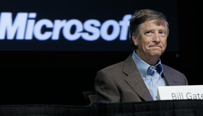Bill Gates - Araç Plakası Ezberlemek