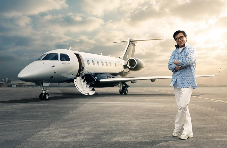 Ayaklarınızı Yerden Kesecek Özellikleriyle Jackie Chan'ın Yeni Jeti