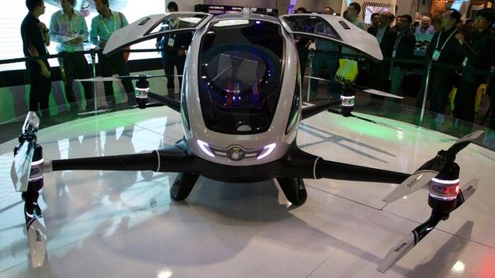 Ehang 184 Modeli Nasıl Bir Fiyat Etiketi İle Dünyanın En Pahalı Drone Modeli Olmuştur?