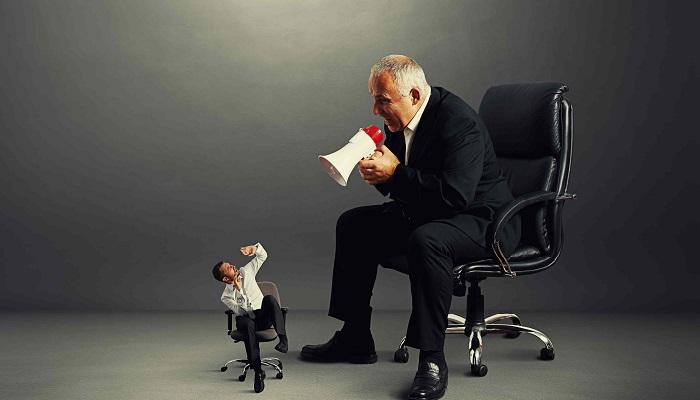Çalışanlarına Karşı Dengesiz Davranır ve Kişiye Göre Konuşurlar!