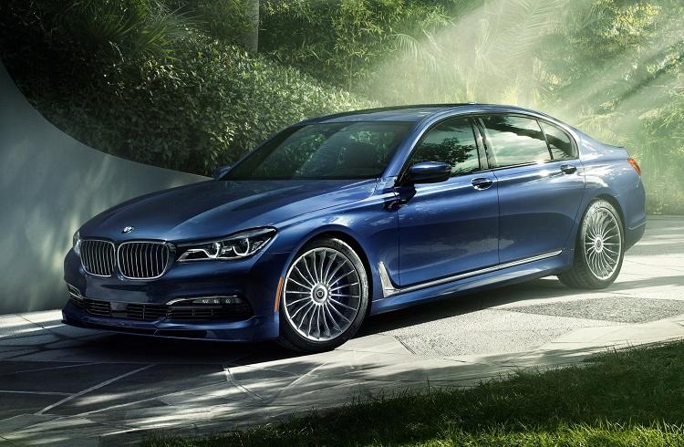 """M7'nin Yerini Tutacak BMW'nin Yeni Gözdesi: """"Alpina B7 xDrive"""""""