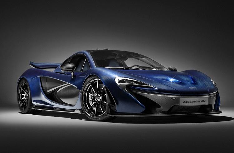 McLaren'in P1 Modeli Cenevre'de Karbon Fiber ile Hayat Bulacak!