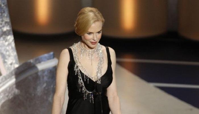 Nicole Kidman - L'Wren Scott Elmas Gerdanlık