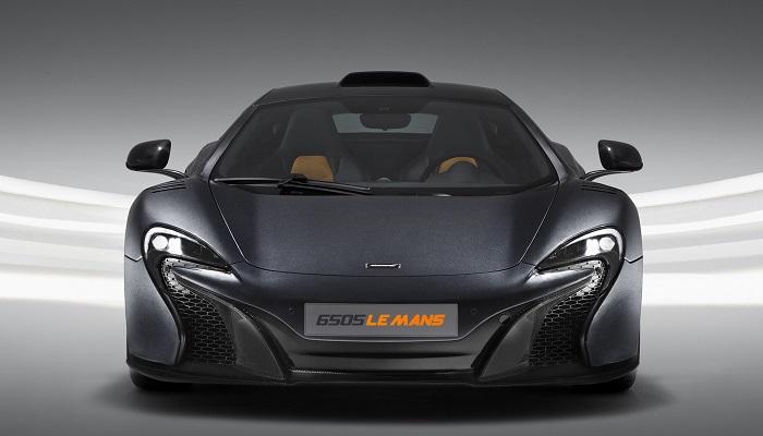 Batman - McLaren 650S Le Mans