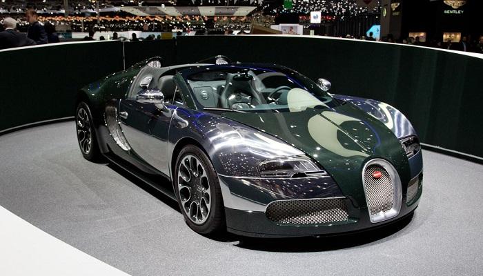 Dr. Doom - Bugatti Veyron Super Sport