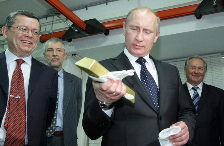 Putin'in Dolara Darbe Planı Açığa Çıktı!
