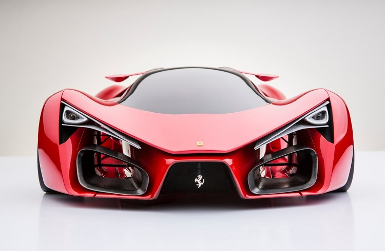 """Saatte 500 km Hıza Ulaşacak Yeni Canavar: """"Ferrari F80"""""""