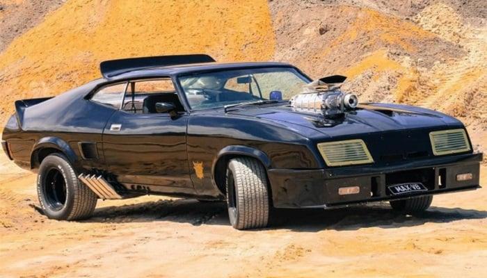 1973 XB GT Ford Falcon Interceptor - Mad Max (1979)
