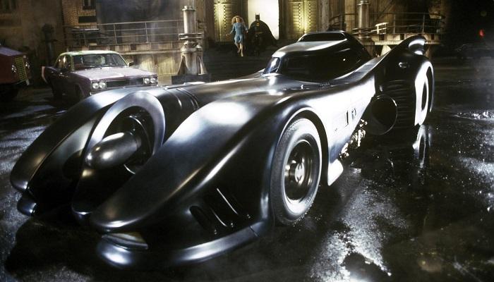 Batmobile - Batman (1989)