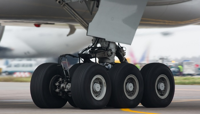 Boeing 747 Lastikleri