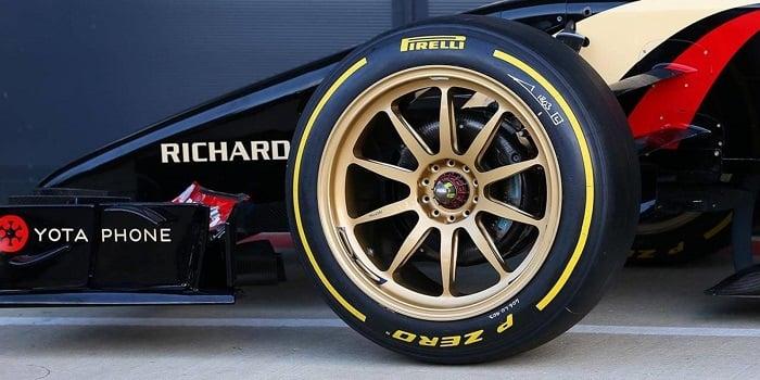 Formula 1 - Bridgestone ve Pirelli Lastikleri