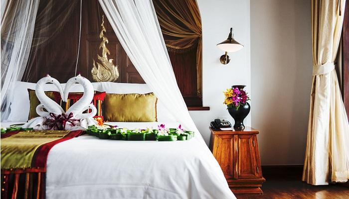 Mövenpick Resort Koh Samui'nin Odaları