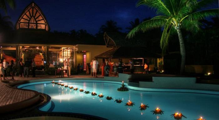 Mövenpick Resort Koh Samui'nin Restoranları